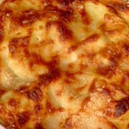 Lasagne con carciofi e gambuccio