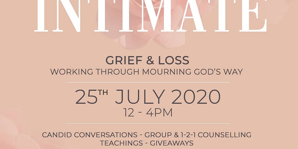 Intimate - Grief & Loss