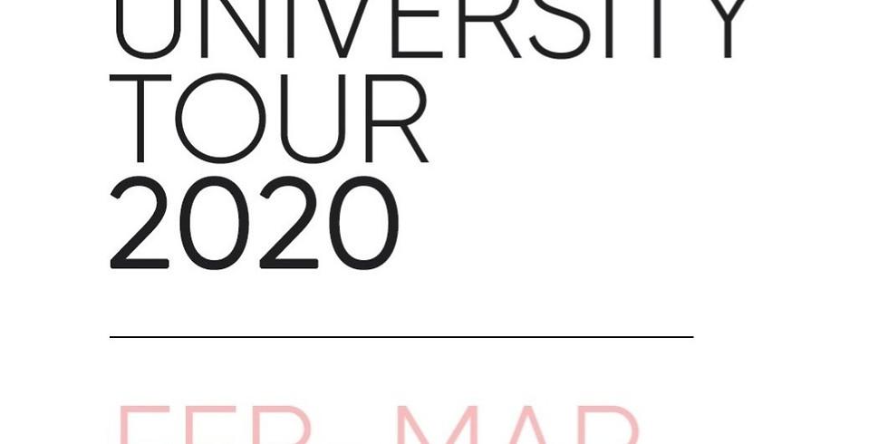 UK University Tour (UKUT) 2020