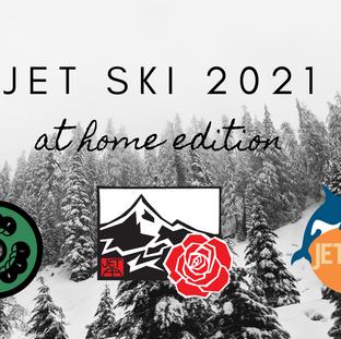 JET Ski: At Home Edition!