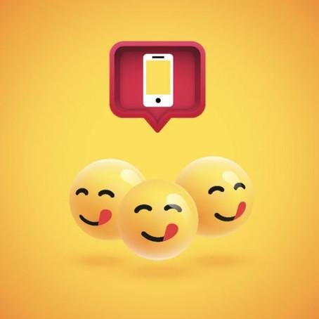 Así puedes crear tu propio fondo de pantalla con tus emojis favoritos