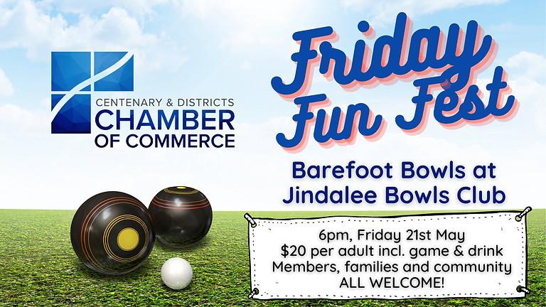 Friday Night Fun Fest - Barefoot Bowls