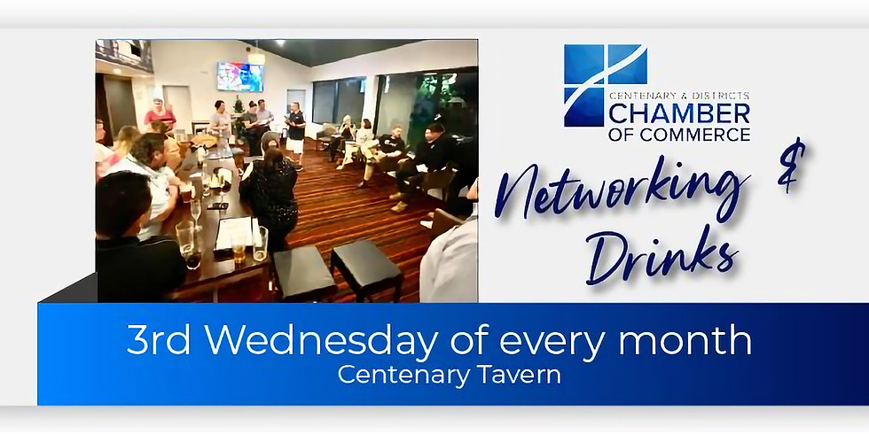 Chamber Networking Drinks