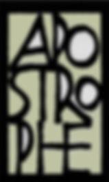 Logo apostrophe montolieu