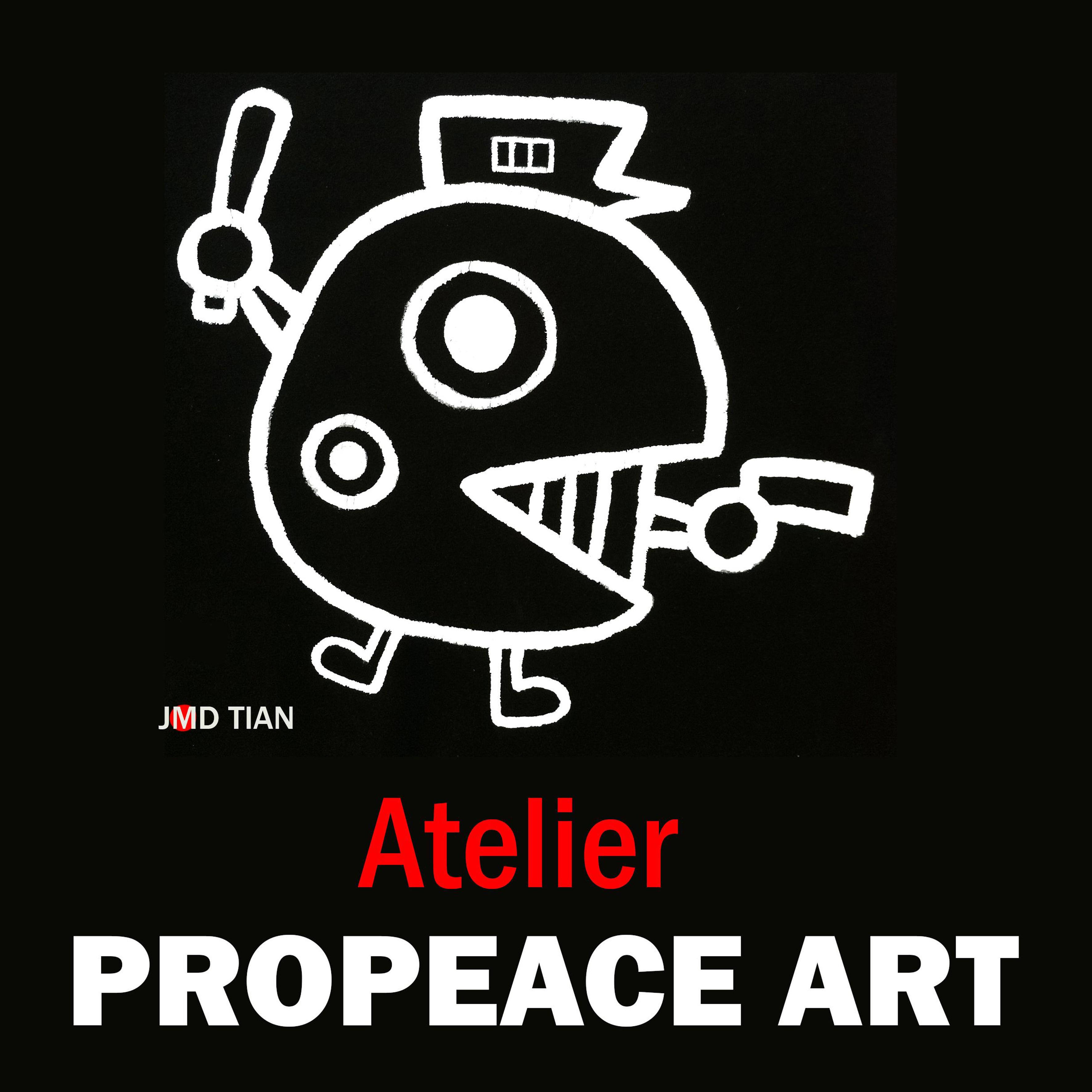 Propeace art
