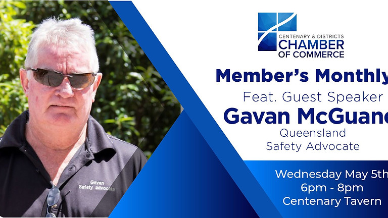 Member's Monthly - QLD Safety Advocate