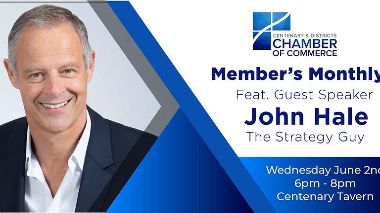 The Strategy Guy - John Hale
