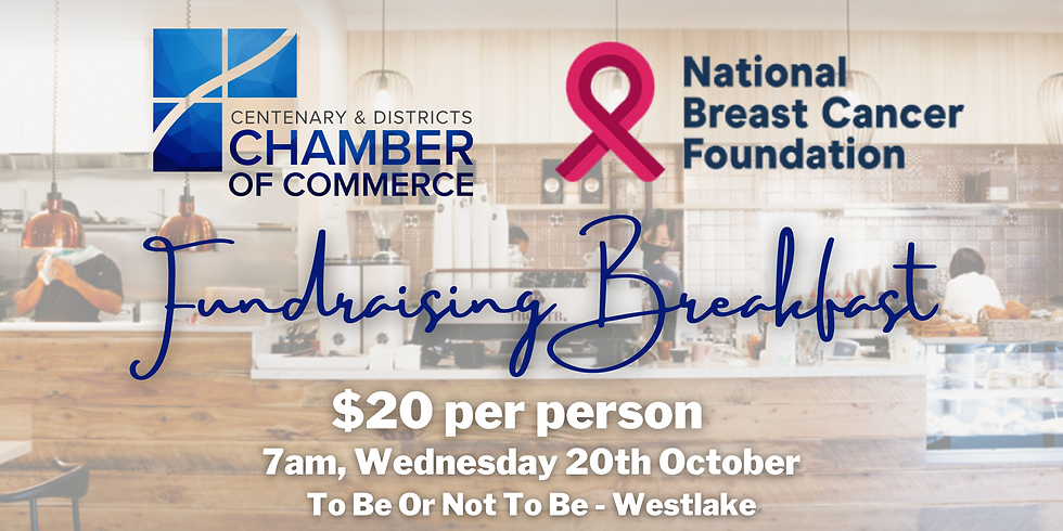 CDCC Members Pink Ribbon Breakfast