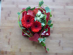 Un coeur pour la Saint Valentin