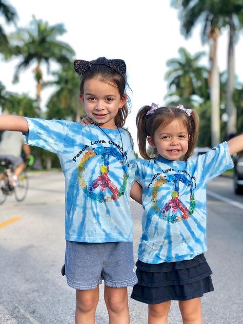 Peace.Love.Clean Seas. Youth T-shirt