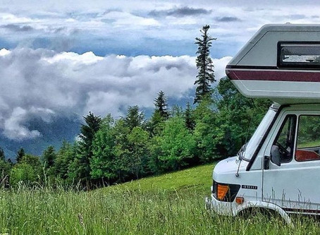 5 most incredible European vanlife vacation destinations