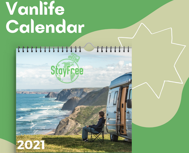 StayFree calender