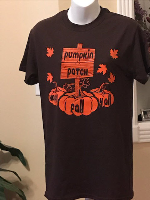 Pumpkin Patch (T-Shirt)