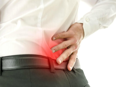 Is it JUST Back Pain?