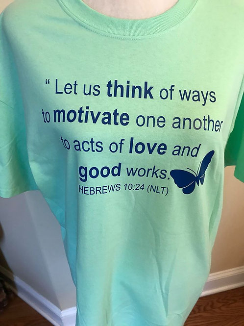 Let Us Think of Different Way to Motivate One Another