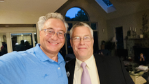 Dr. Peter Kevorkian and Dr. Bill Ormston.heic