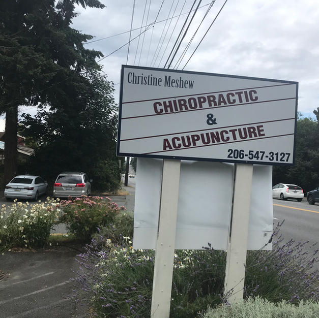 Chiropractic and Acupuncture