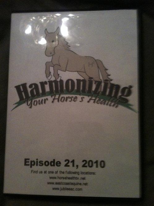 Harmonizing Horse's Health