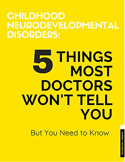 Childhood Neuro Disorders Ebook