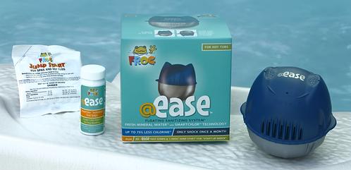 Spa Frog @Ease Floating Sanitizer System