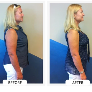 Jeanie lost 20 lbs and 20 inches