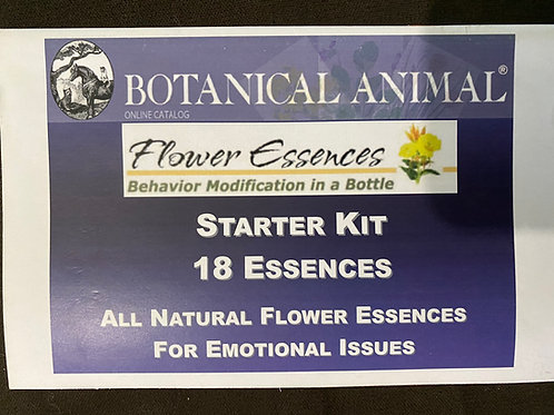 Flower Essence Starter Manual