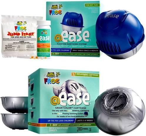 Frog @Ease Replacement Kit