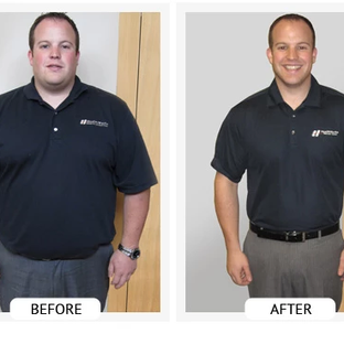 Dr. Sheldon lost over 100 lbs