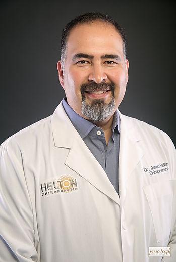 Dr. Jason Helton, Lubbock Texas Chiropractor