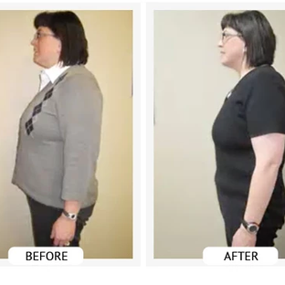 Lisa lost 27 lbs and 20.5 inches
