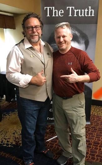 Dr. John Bergman & Tony Seymour