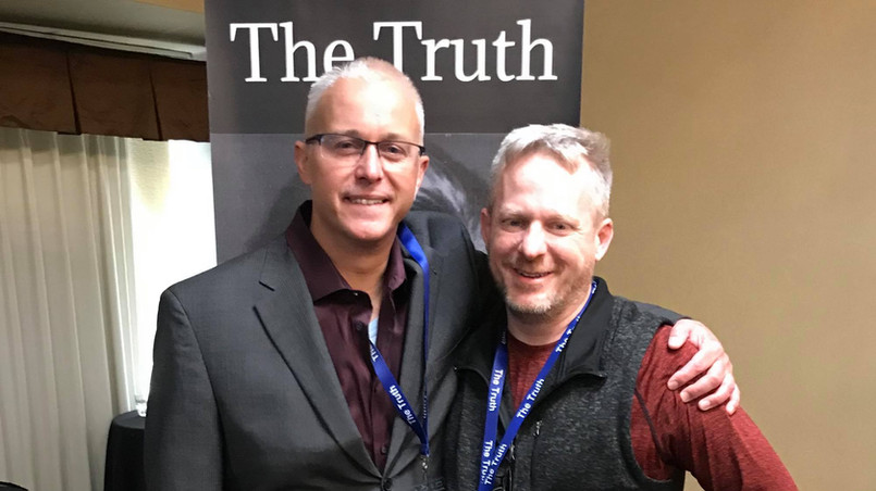Dr. Don Gibson & Tony Seymour