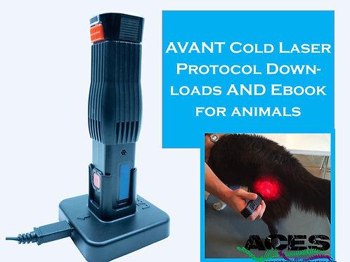 AVANT Cold Laser Protocol E-Book
