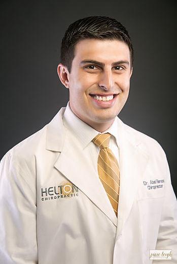 Dr. Abel Ramos, Lubbock Chiropractor