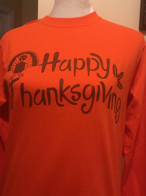 Happy Thanksgiving (T-Shirt)