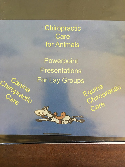 """What is Chiropractic?"" PowerPoint Presentation"