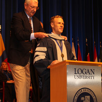 Congrats! Dr. Josh Wright