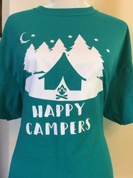 Happy Campers (T-Shirt)