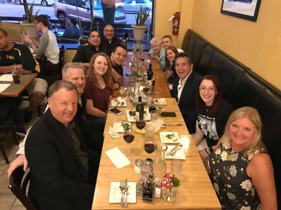 The Truth Event 2020 Speaker's Dinner
