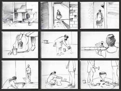 Storyboard by Harmeet Rattan