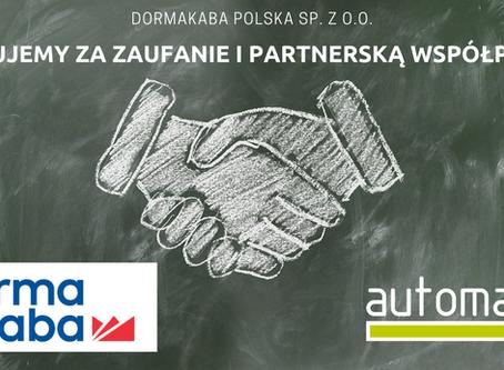 dormakaba Polska robotyzuje procesy wraz z Automa Services