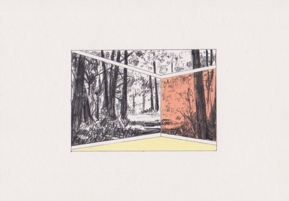 Landscape interior no.9