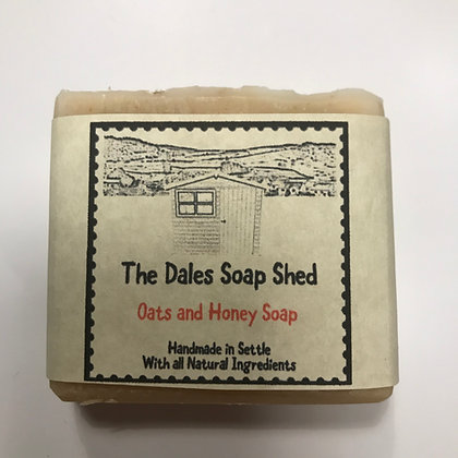 Oats and Honey Soap approx 100g