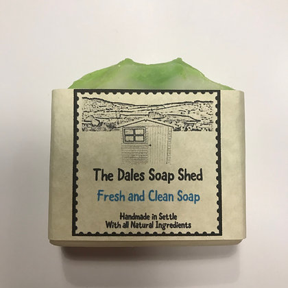 Fresh and Clean Soap approx 100g