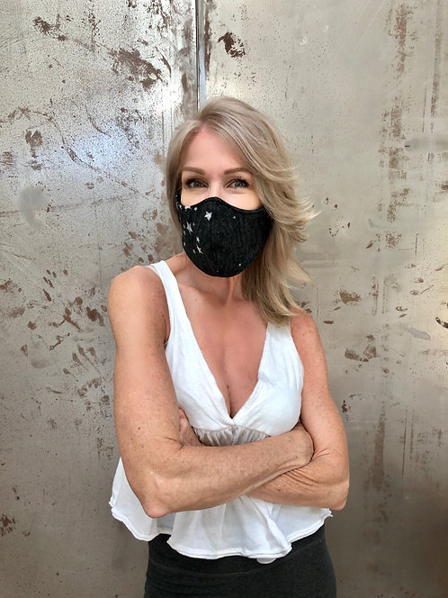 Wholesale Charcoal Star Mask
