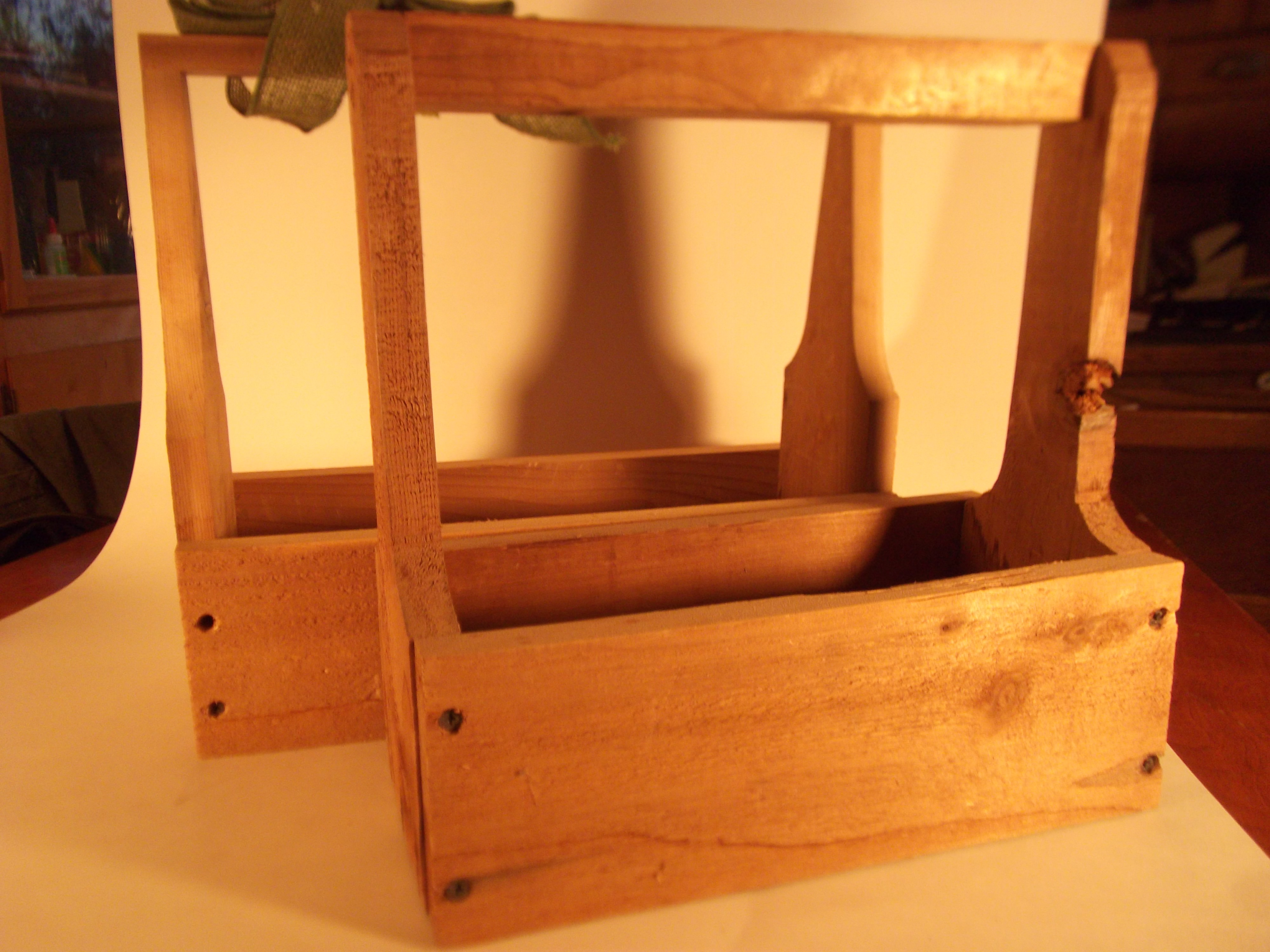 Cedar Planter $15