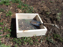 Small Compost Sifter $10