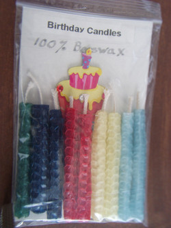 Birthday Candles $4