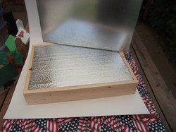 Honey Beekeeping Lids $20