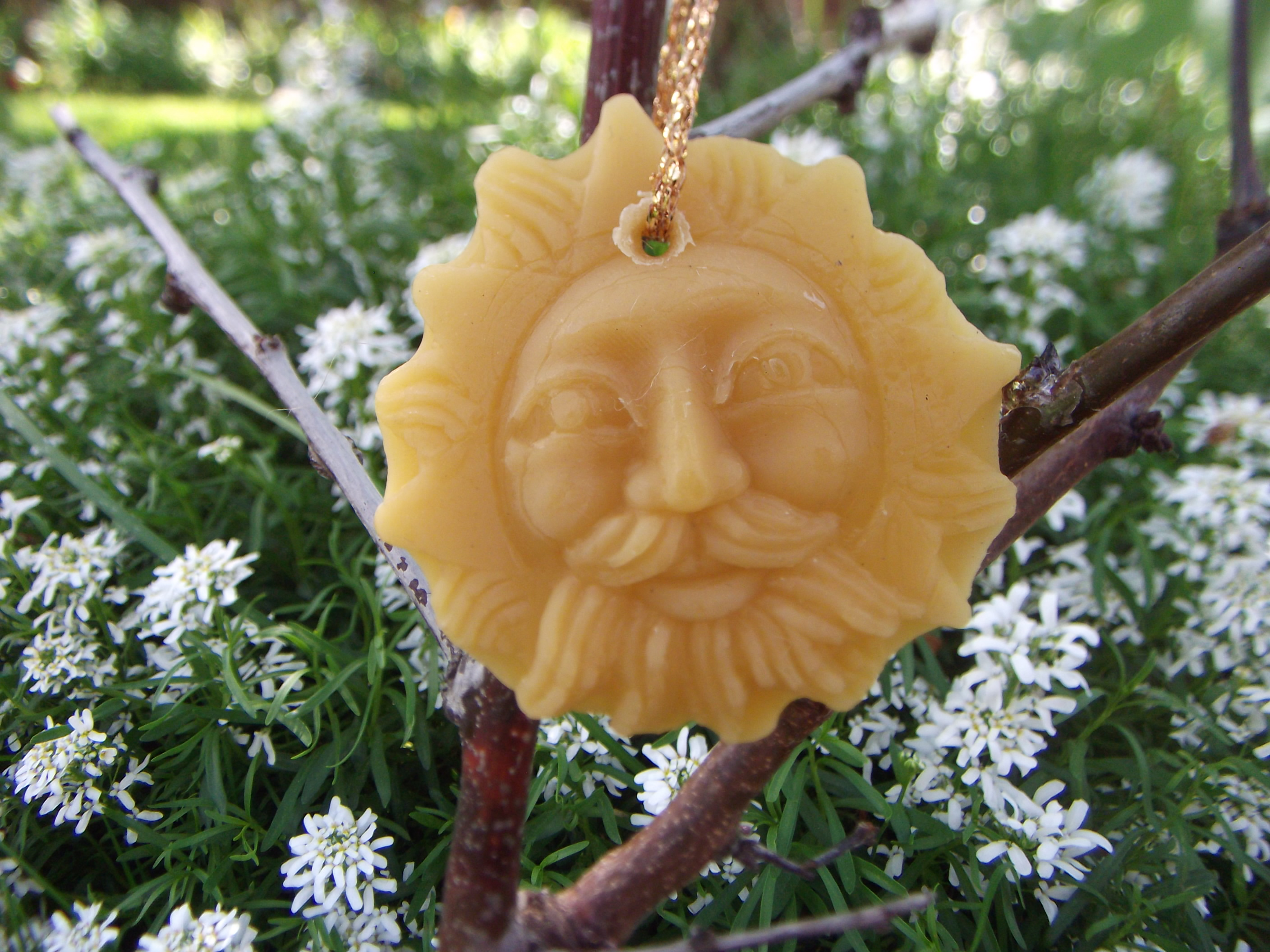 Mr. Sunshine Ornament $2